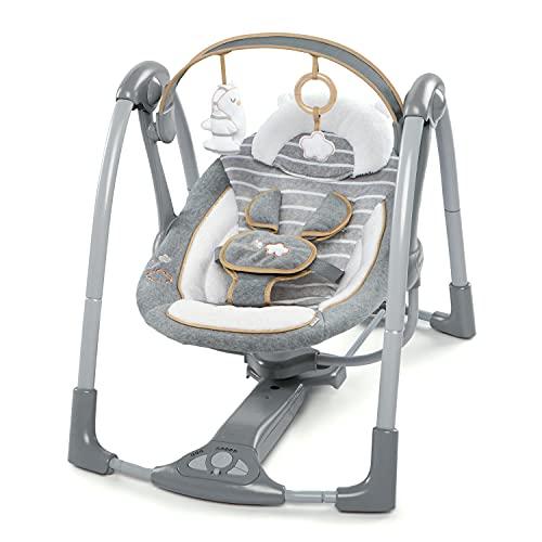 Beste tragbare elektrische Babyschaukel