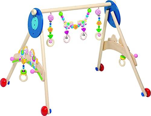 Heimess 766054 - Baby-Fit Greif- und Spieltrainer Pferde