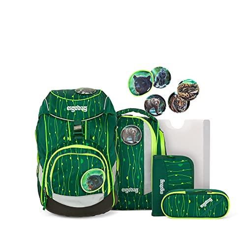 ergobag Unisex-Kinder Pack-set Tagesrucksack