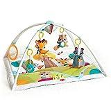 Tiny Love Baby Spieldecke Gymini Deluxe, Into The Forest, Krabbeldecke mit verstellbaren Spielbögen, nutzbar ab der Geburt (0M+), 88 x 78 cm,...