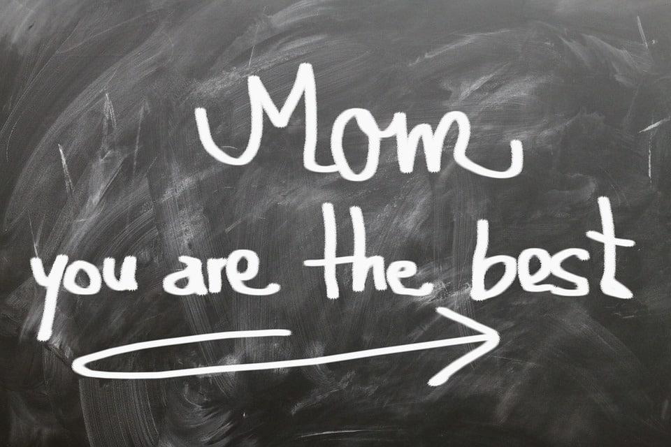 Wie man seiner Mutter dankt